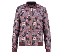 Bomberjacke - marron red