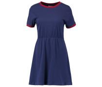 Jerseykleid - dark blue