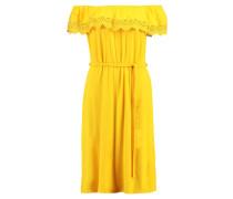Jerseykleid - spectre yellow