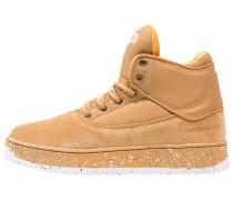 SHUTDOWN - Sneaker high - corneflake/white