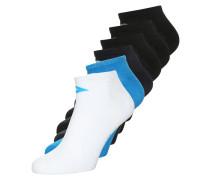 BASIC 6 PACK Socken white/blue/navy