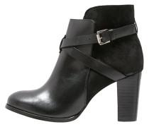 DRAKOS High Heel Stiefelette noir