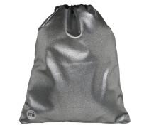 MiPac Tagesrucksack silver/black