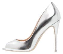 STELLAA - Peeptoe - silver