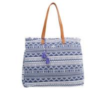SINGLE WATER - Shopping Bag - blue