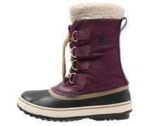 WINTER CARNIVAL Snowboot / Winterstiefel purple dahlia/black