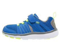 CRATER Sneaker low royalblau/grau/lemon