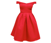 JADE Cocktailkleid / festliches Kleid red
