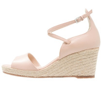 NELLIE - Plateausandalette - pink marshmallow