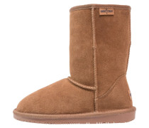 OLYMPIA Snowboot / Winterstiefel golden tan