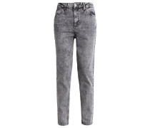 MOM - Jeans Relaxed Fit - grey