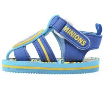 MINION Badesandale blue