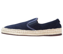 ANTHEM Espadrilles dark blue