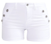 ONLROYAL - Jeans Shorts - white