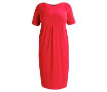 Jerseykleid - red