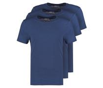 3 PACK TShirt basic dark blue