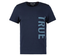 TAILORED FIT TShirt print marine