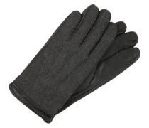 JACMAX Fingerhandschuh black/grey melange