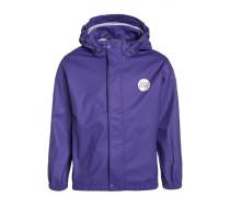 Regenjacke / wasserabweisende Jacke lilac