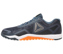 ROS WORKOUT TR 2.0 - Trainings- / Fitnessschuh - navy/orange/white