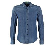 SLIM FIT Hemd blue denim