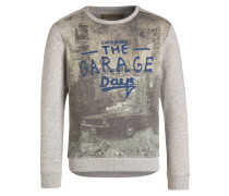 LEVANTO Sweatshirt grey melee