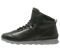ROBINSON - Sneaker high - black/concrete
