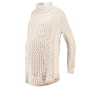 Strickpullover oatmeal heather