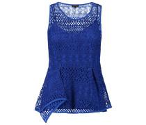 Bluse blue bright