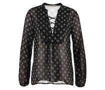 XMAS Bluse black