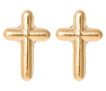 JULIE SANDLAU JEAN - Ohrringe - gold-coloured
