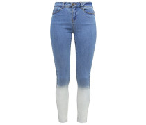 VMSEVEN Jeans Slim Fit light blue denim