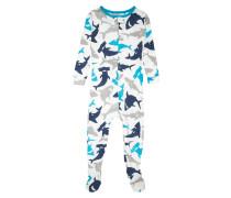 SHARK - Pyjama - new offwhite