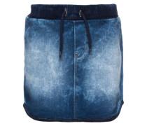 NITAMMA Jeansrock medium blue denim