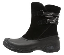SHELLISTA II Snowboot / Winterstiefel black/plum/kitten grey