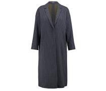 Wollmantel / klassischer Mantel navyblue