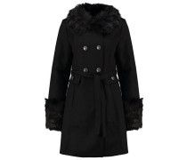 CARAB Wintermantel black