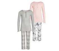 2 PACK Pyjama grey