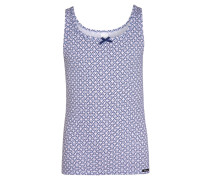 HAPPY LACE Unterhemd / Shirt ultramarine