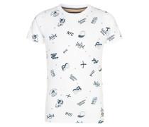 OFNCADEN TShirt print bright white