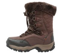 HiTec ST. MORITZ LITE 200 I WP Snowboot / Winterstiefel chocolate/taupe