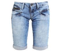 BELIXA Jeans Shorts flexy bleached