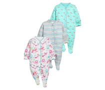 3 PACK Pyjama pink
