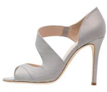 LAURA High Heel Sandaletten grey/mist