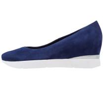 Keilpumps - blue