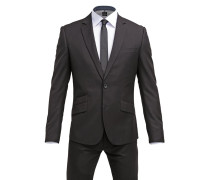 SUPER SLIM FIT Anzug black