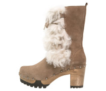 ORNELLA Plateaustiefel bailey/brown