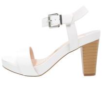 WHIP High Heel Sandaletten white