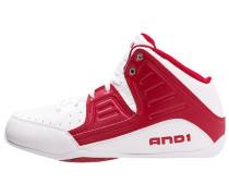 ROCKET 4 Basketballschuh white/red