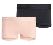 2 PACK Panties grey melange